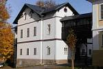 Domov pro seniory - budova