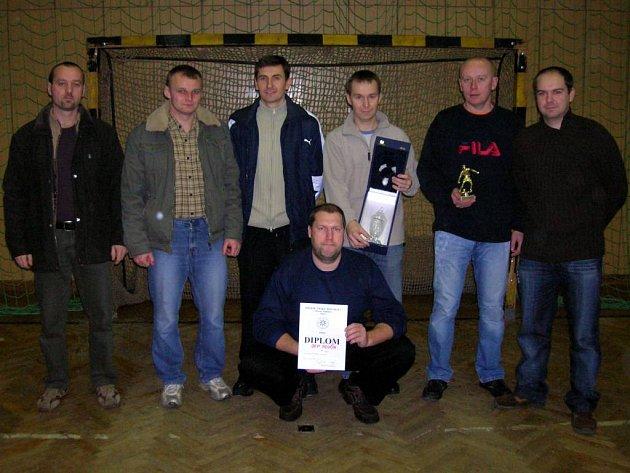Hlučín vyhrál turnaj.