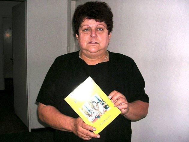 Lýdie Rumanová zaznamenala zajímavé historky z Kravařska, a to vše v původním jazyce.