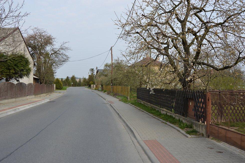 Osada Rybníčky.