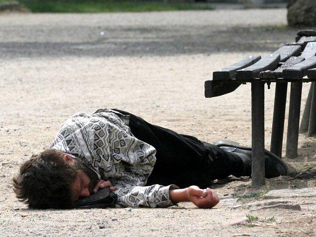 Alkohol. Ten měl pomoci překonat Vánoce řadě lidí také na Opavsku. I