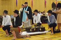 Hasičský ples v Oldřišově