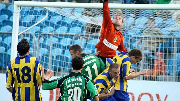 Ota Novák inkasoval ve Fulneku hned třikrát.