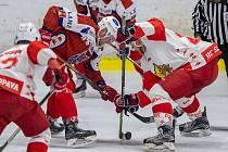 Z utkání HC Slezan Opava.