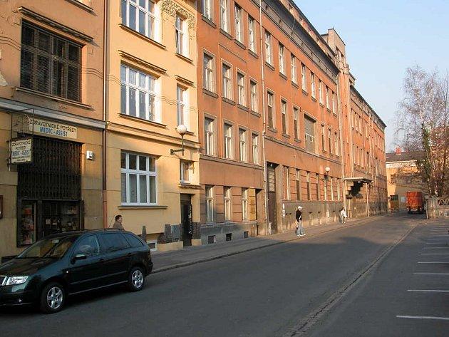 Nemocnice U Rytířů.