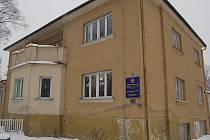 Azylový dům na Rybářské ulici.