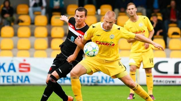 FC Hlučín - SK Hanácká Slavia Kroměříž 2:0