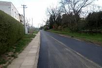 Stará silnice v Opavě se konečně po letech dočkala opravy.