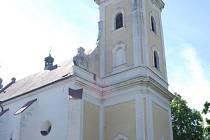 Noc kostelů se uskuteční také v kostele svatého Jana Křtitele v Hlučíně.