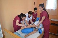 Slezská nemocnice má edukační centrum