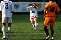 Fotbalisté Hradce nad Moravicí nezvládli derby a podlehli posledním Žimrovicím vysoko 5:1.
