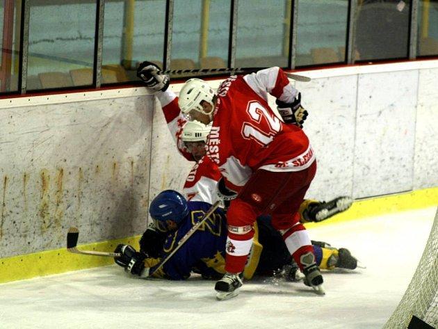 Hokejisté Slezanu potřebují bodovat.