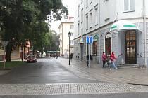Ulice Úzká v Opavě. Ilustrační foto.