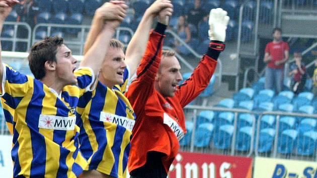 Ota Novák věří, že jeho tým v sobotu uspěje.