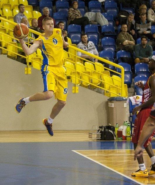 BK Opava – BK JIP Pardubice 94:86