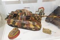 Městské muzeum a galerie Hradce nad Moravicí je dějištěm výstavy Klubu plastikových modelářů Opava. Narazíte na 230 modelů.