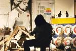 Banksy neodhalil veřejnosti svou pravou identitu.