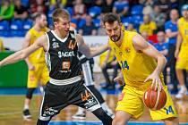BK Opava - ČEZ Basketball Nymburk 89:90