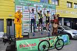 Jedno zlato a dva bronzy vytěžili bikeři HEAD PRO TEAM Opava v prvním závodě Českého poháru horských kol vKutné Hoře volympijské disciplíně XCO.