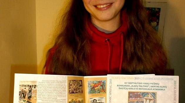 Jana Hopjanová má obrovský důvod k úsměvu.