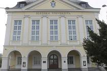 Matematický ústav Slezské univerzity.