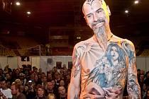 Stejně jako na loňském ročníku Tattoo Session Silesia uvidíte i letos nejrůznější druhy tetování.