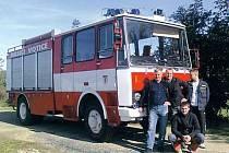 Dobrovolní hasiči ze Sudic mají své nové vysněné vozidlo.