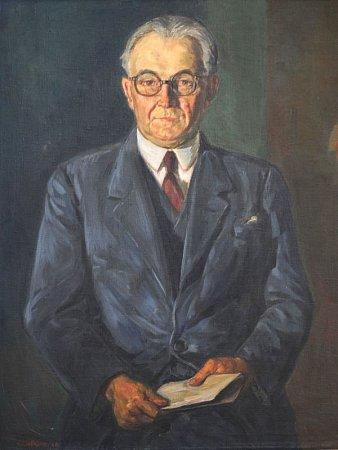 Koho malíř Valentin Držkovic vlastně namaloval? Víte to?