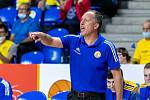 Trenér BK Opava Petr Czudek