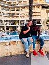 Joel Kayamba si užíval v Turecku, turisté byli v šoku z jeho češtiny.