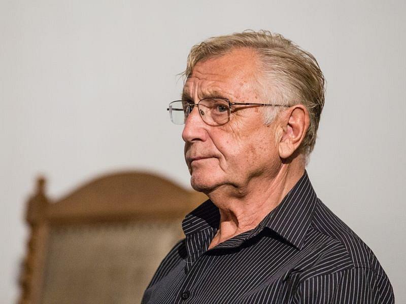 Režisér Jiří Menzel.