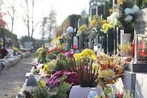 Městský hřbitov v Opavě -Ilustrační foto.