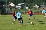 TJ Vřesina - TJ Spartak Budišov nad Budišovkou 1:1.