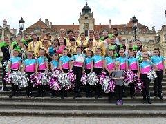 Mažoretky Roses Opava na MČR zářily a domů si odvezly kromě titulů i postup na evropské a světové klání.