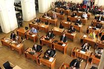 Zastupitelé během pondělního zasedání měnili výši podpory spolkům.