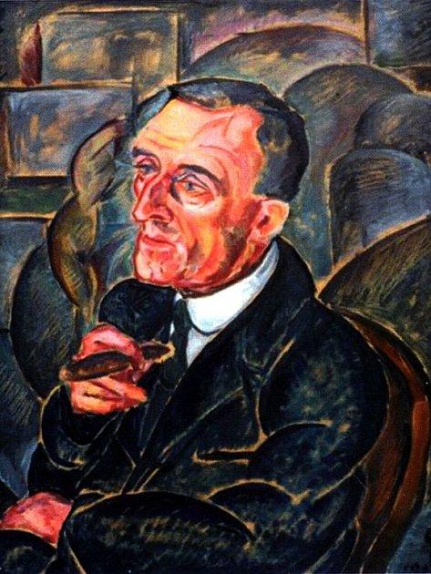 Portrét Edmunda Wilhelma Brauna pochází z ateliéru Carryho Hausera. Olej na plátně z roku 1918 je součástí uměleckohistorických sbírek Slezského zemského muzea v Opavě.
