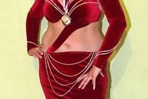 """Eva """"Afra"""" Grambalová získala na mistrovství s tanečním studiem TanyTany několik medailí."""
