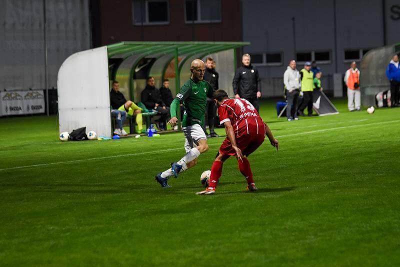 Hlučín porazil Dolní Benešov 3:0