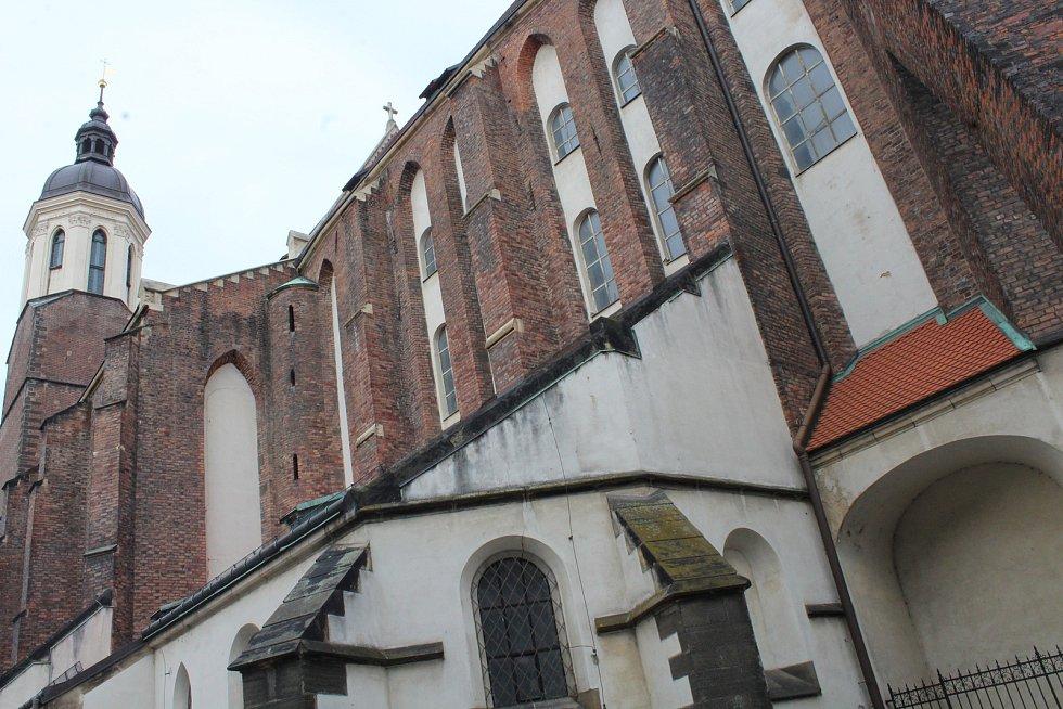 Konkatedrála Nanebevzetí Panny Marie Opava