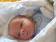 Ondřej Olajec se narodil 23. října 2018, vážil 3,23 kilogramu a měřil 50 centimetrů. Rodiče Eva a Ondřej z Opavy mu do života přejí hlavně zdraví. Na Ondráška už doma čeká sestřička Verunka.