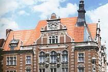 Nádherná budova patří dodnes ke stavebním skvostům města.