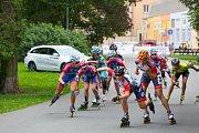 Park v opavských Městských sadech hostil poslední závod letošního seriálu Moravské Inline Tour 2017.