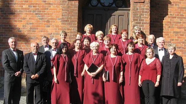 Hlučínský smíšený sbor má dobré renomé a je u posluchačů oblíbený.