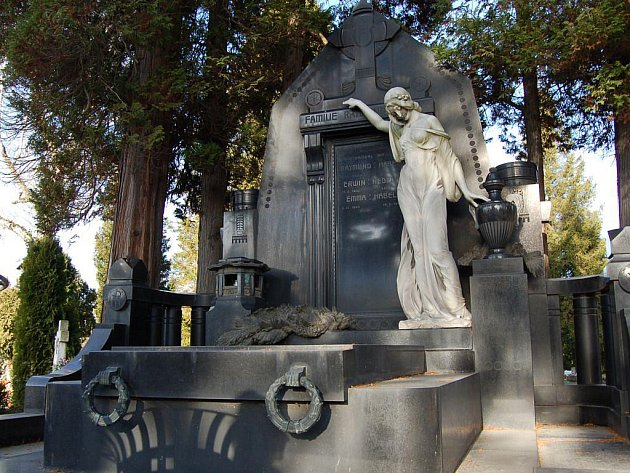 Hrobka rodin Habel - Nedela.