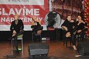 Kabelkovy veletrh 2018. Vystoupení chairdance v podání studia Prostě se hýbej.