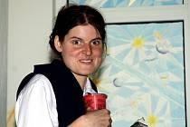 Hana Bašová alias teta Nenci.