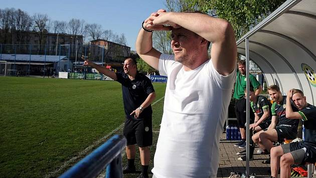 FC ODRA Petřkovice – FC Dolní Benešov, 19. dubna 2019.