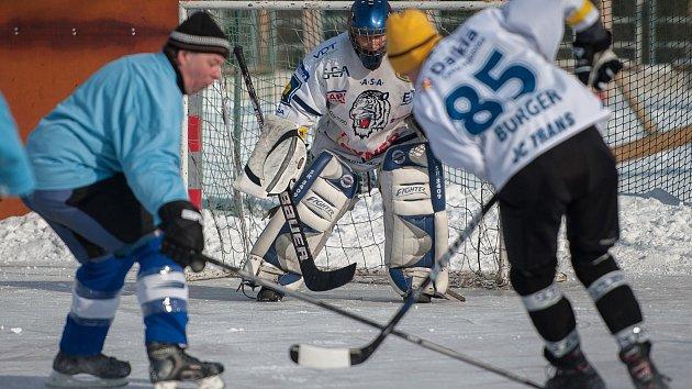 Hokej a curling ve Větřkovicích