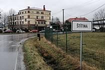 Obec Štítina. Ilustrační foto.