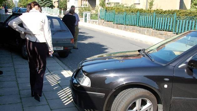 V Opavě byly problémy. Zrušení značek v tzv. Ruské čtvrti zkomplikovalo řidičům život.